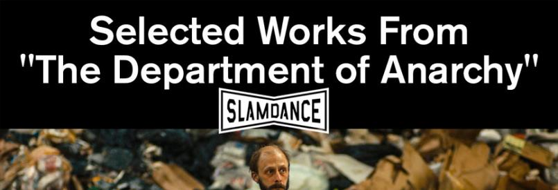 Department of Anarchy - Slamdance