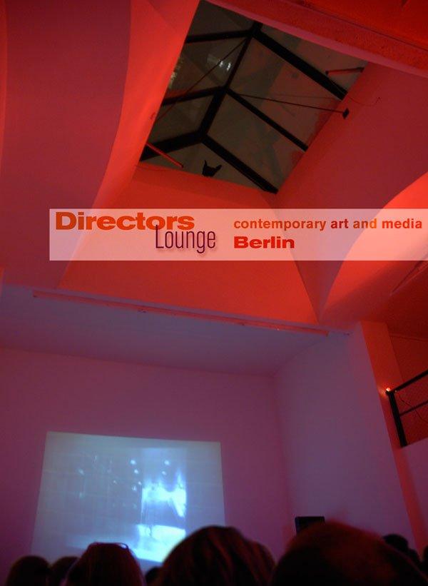 Directors Lounge at Meinblau 2010