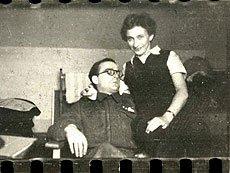 Stefan And Francizka Themerson, 1942