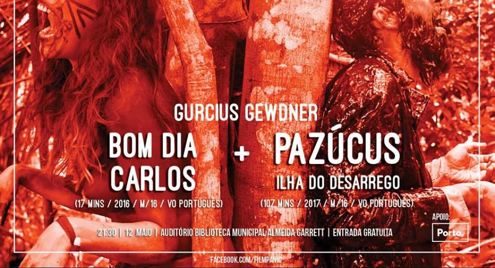 Film Panic Presents! Pazúcus: Island of Vomit and Despair