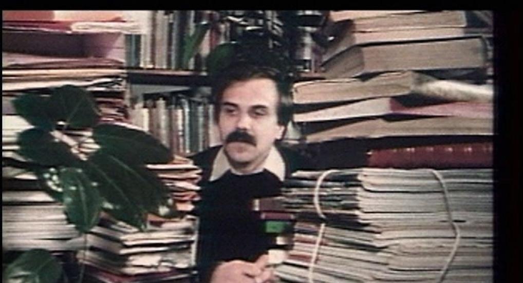 Le retour d'un amateur de bibliothèques (Raúl Ruiz, 1983)