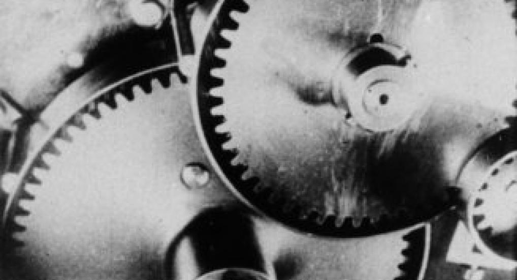 Walter Ruttmann, Berlin. Die Sinfonie der Großstadt, 1927, 35mm, nb, muet, 77min (détail) © MNAM - Centre Pompidou, MNAM-CCI