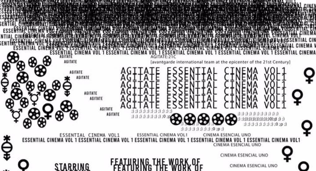 Agitate Essential Cinema Vol 1