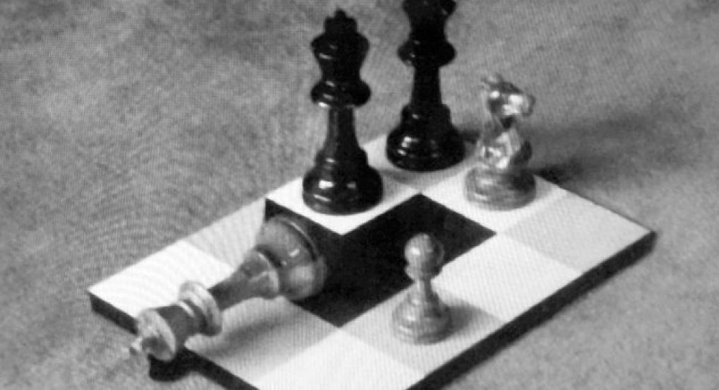 8x8: A Chess Sonata in 8 Movements (Hans Richter & Jean Cocteau, 1957)