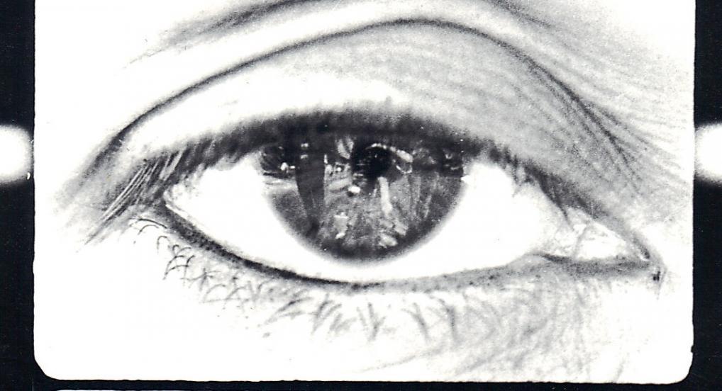 Schweigend ins Gespräch vertieft (Ute Aurand, 1980)