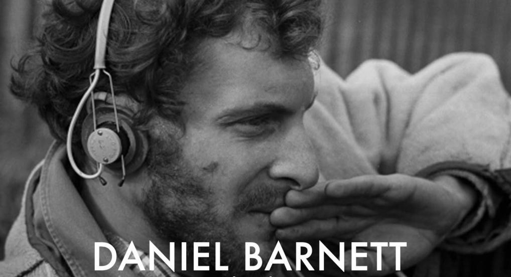Cineinfinito #13: Daniel Barnett