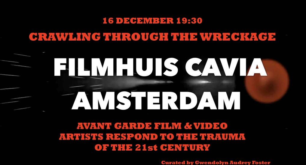 experimental film screening Amsterdam