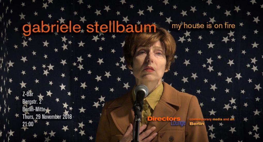 Gabriele Stellbaum - My House Is On Fire