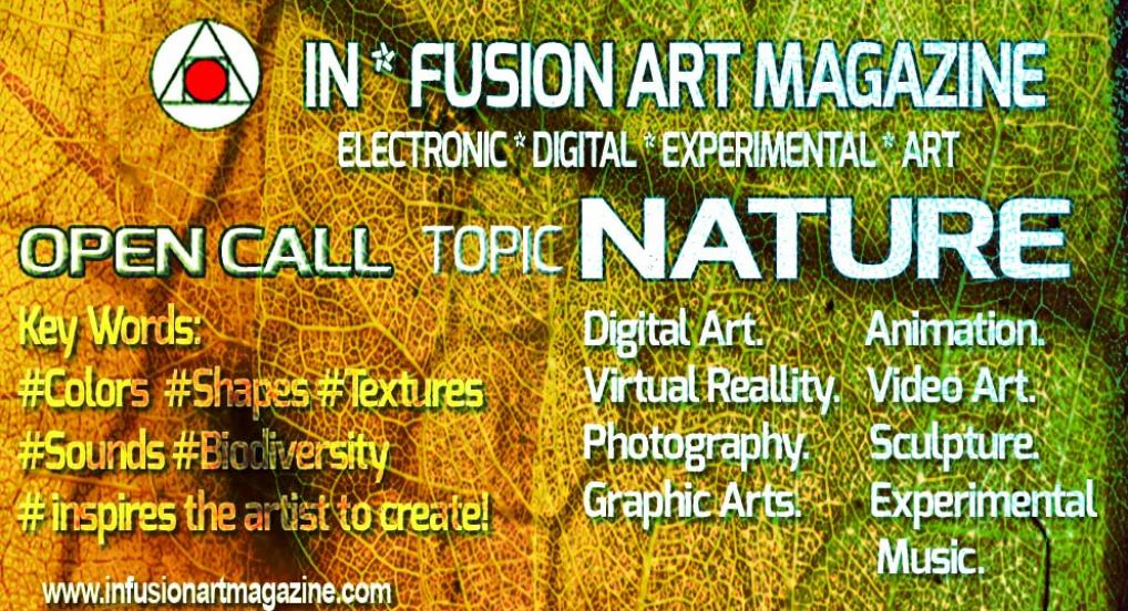 All artists of any nationality are invited to participate with the following disciplines : Digital Art - Animation - Virtual Reality - Video Art - Experimental Music - Photography - Sculpture - Graphic Arts.