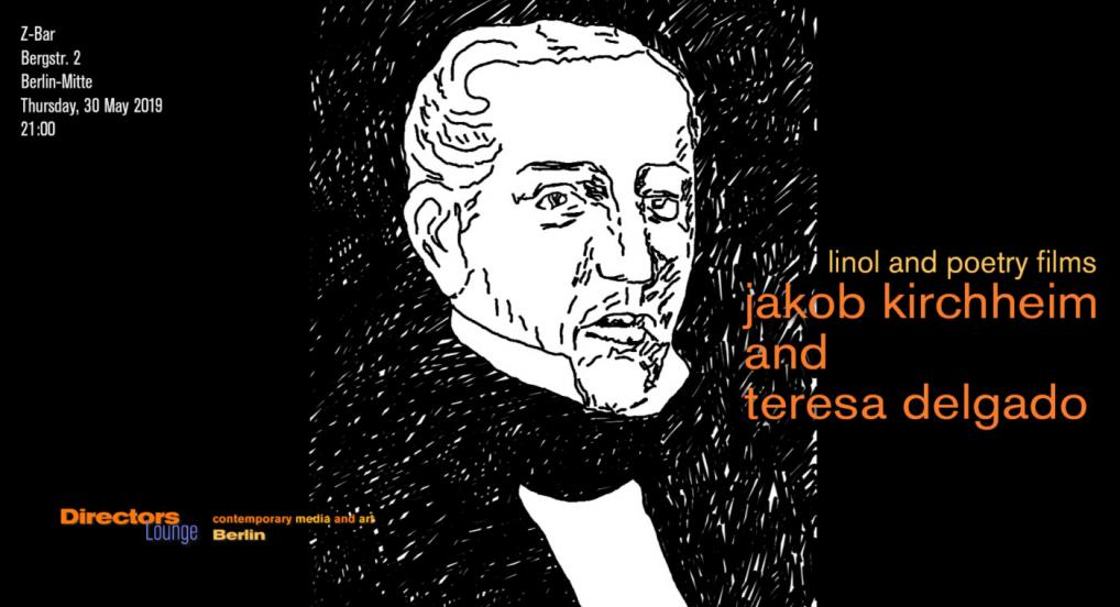 Linol and Poetry Films by Jakob Kirchheim and Teresa Delgado