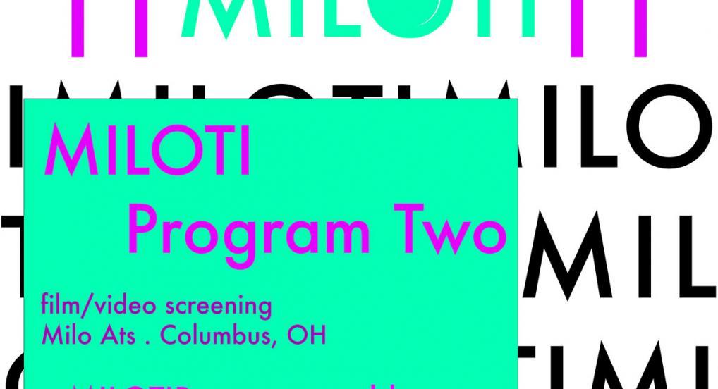 MILOTI Program film video screening