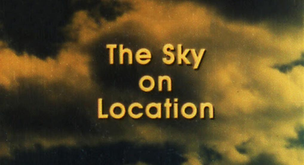 The Sky on Location (Babette Mangolte, 1982)