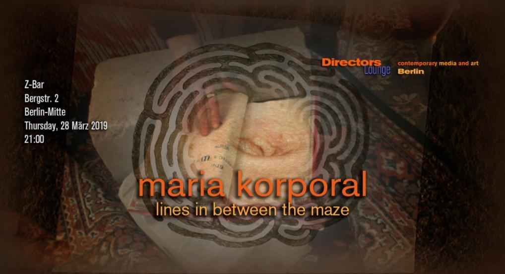 Maria Korporal - Lines in Between the Maze