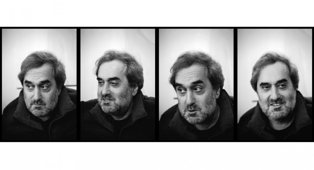 Phil Solomon - Photo by Jean-Michael Seminaro