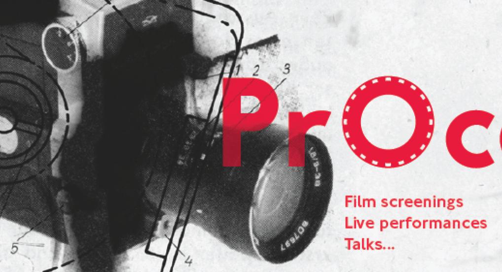 "Experimental film festival ""Process"""