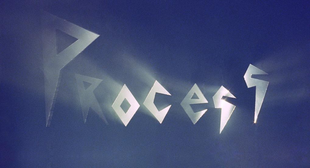 Experimental film festival Process