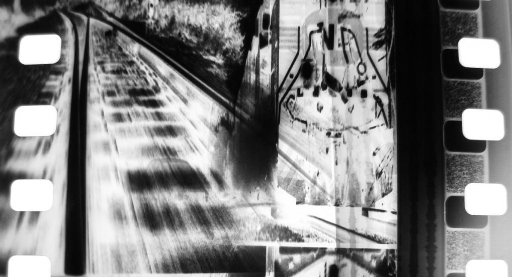 Train Again (Peter Tscherkassky, 2021)