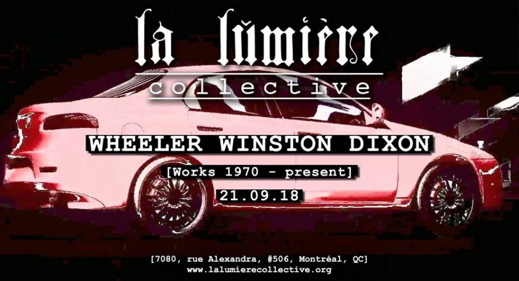 Wheeler Winston Dixon - Works 1970 - Present