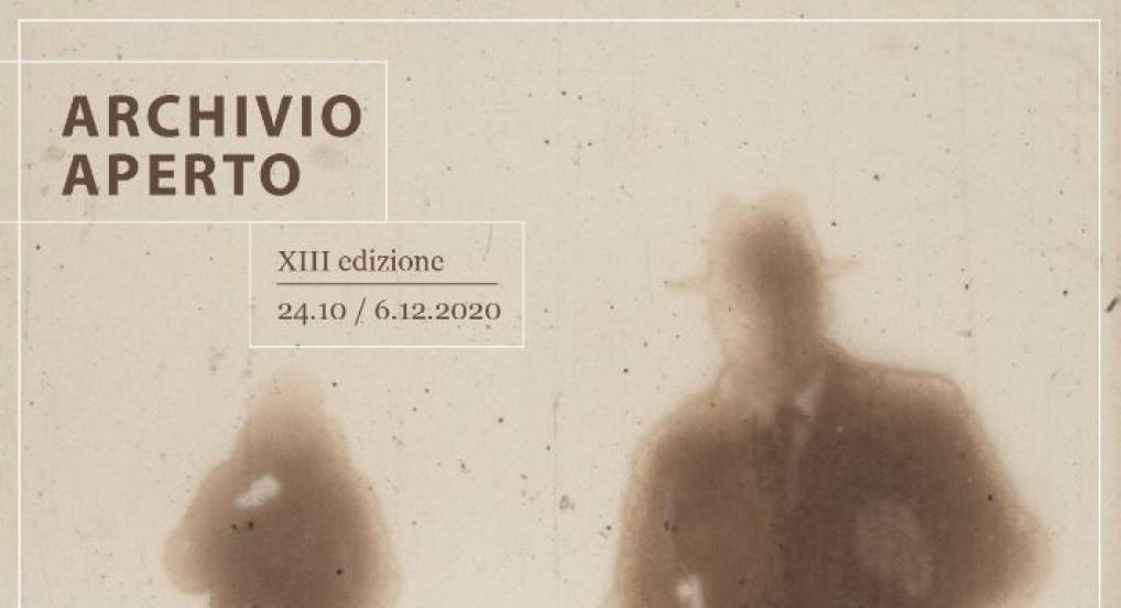Archivio Aperto 2020 - 24.10/6.12