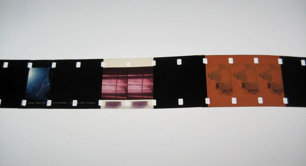 Tortured Dust (Stan Brakhage, 1984) - Taken from Mark Toscano's blog Preservation insanity
