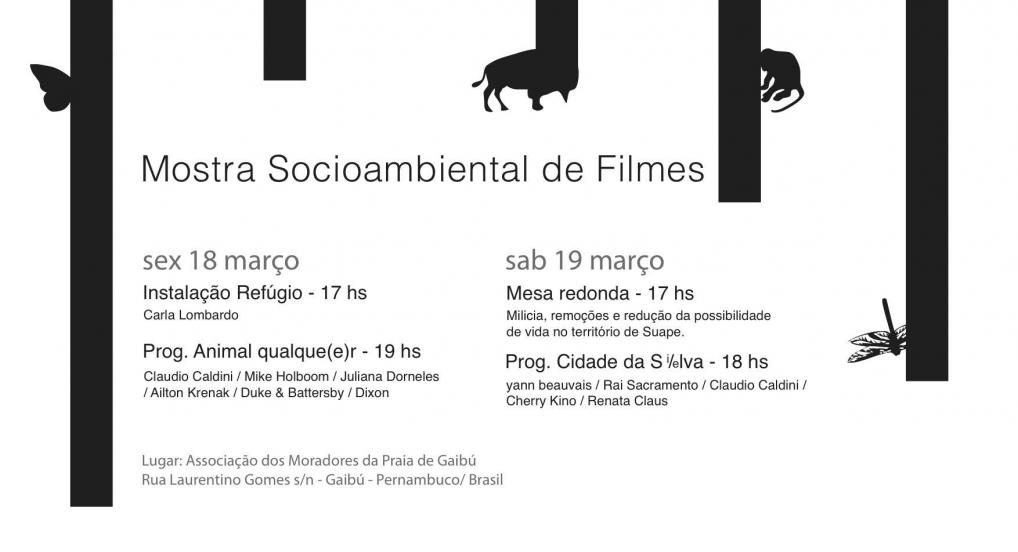 Socio-enviromental film screening