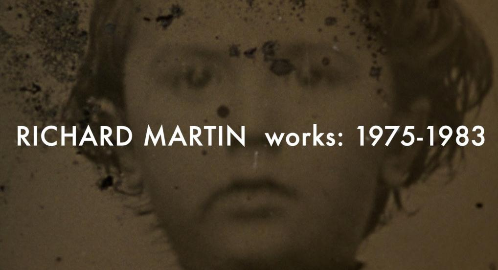 Cineinfinito #11: Richard Martin