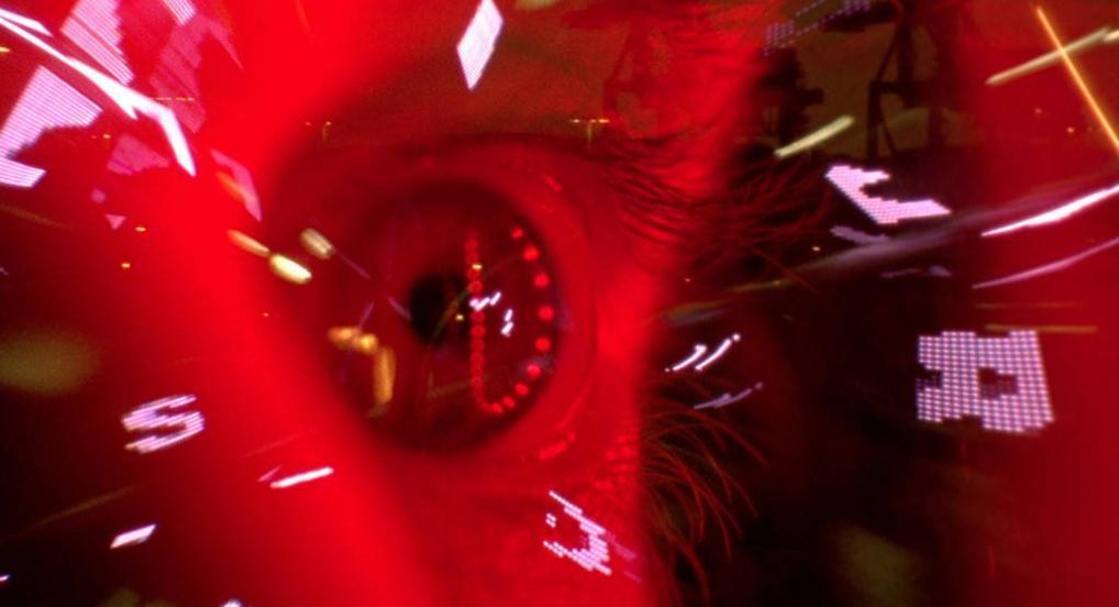 Hypnosis Display (Paul Clipson, 2014)