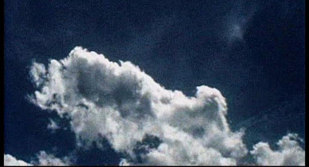Des nuages aux fêlures de la terre (Philippe Cote, 2007)
