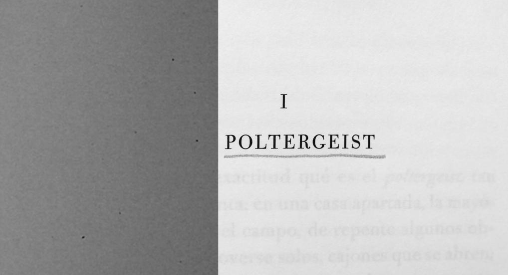 Poltergeist, Enzo Cillo / Ignazio Fabio Mazzola