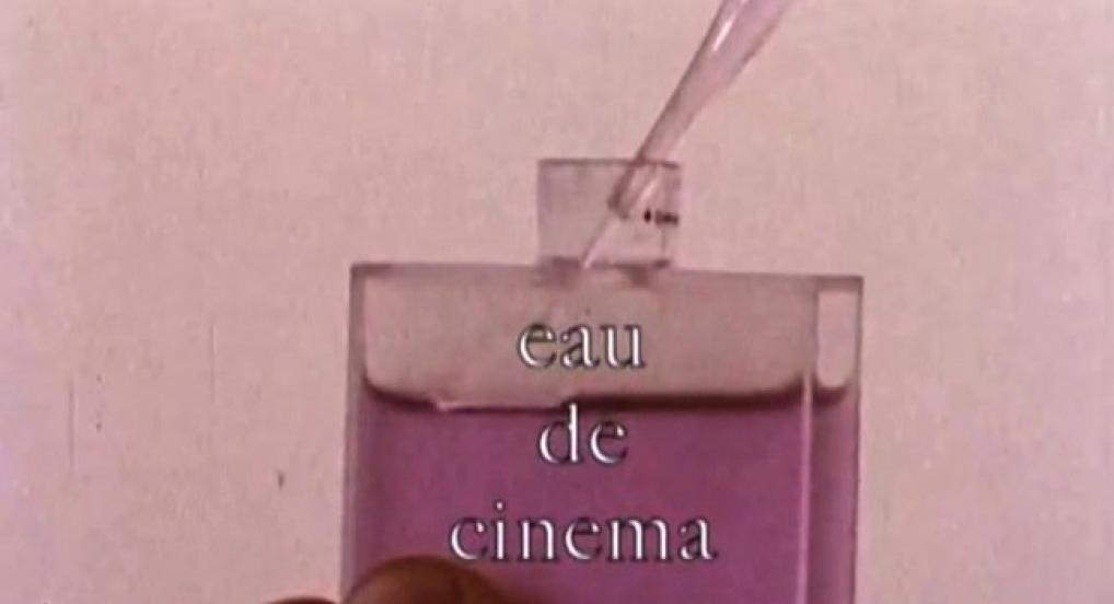 "Still from ""eau de cinema"" (Bradley Eros, 2014) / courtesy of the artist"