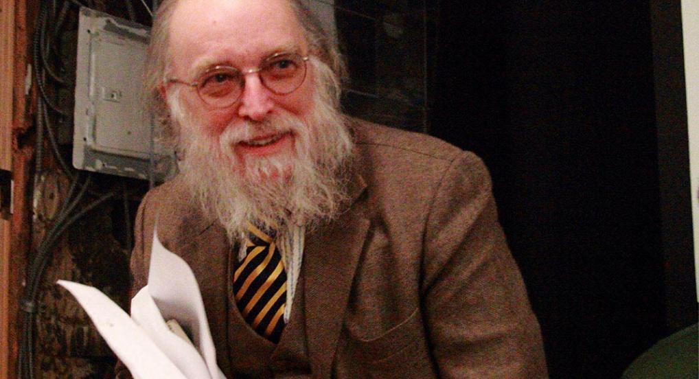 P. Adams Sitney | EQZE Elias Querejeta Zine Eskola © UnionDocs (Center for Documentary Art)