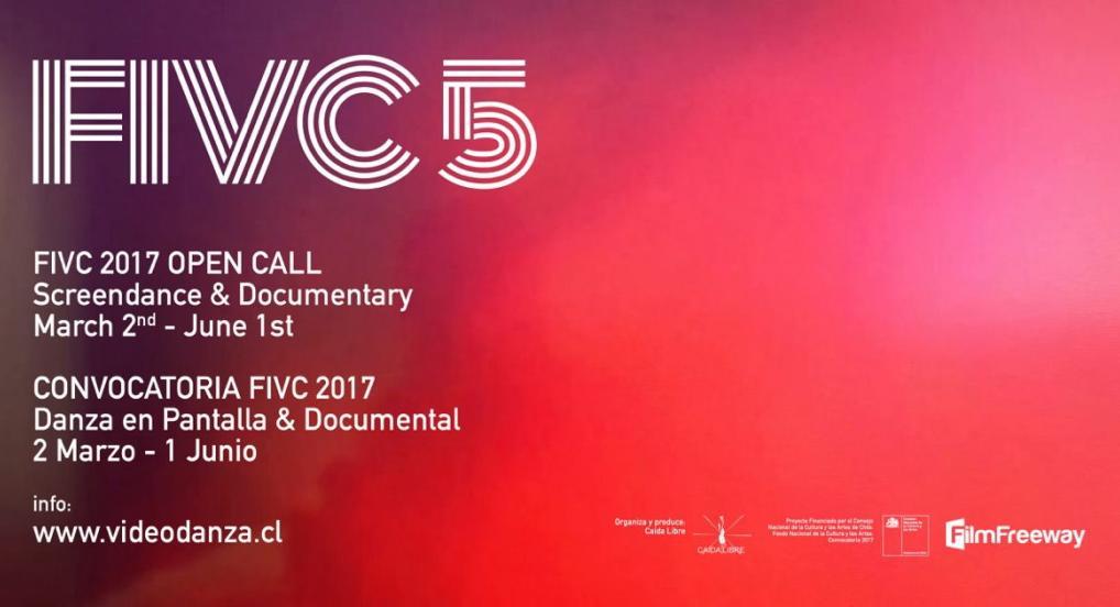 FIVC 2017 OPEN CALL