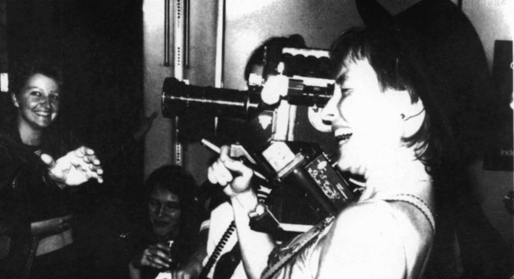 Barbara Hammer's Audience