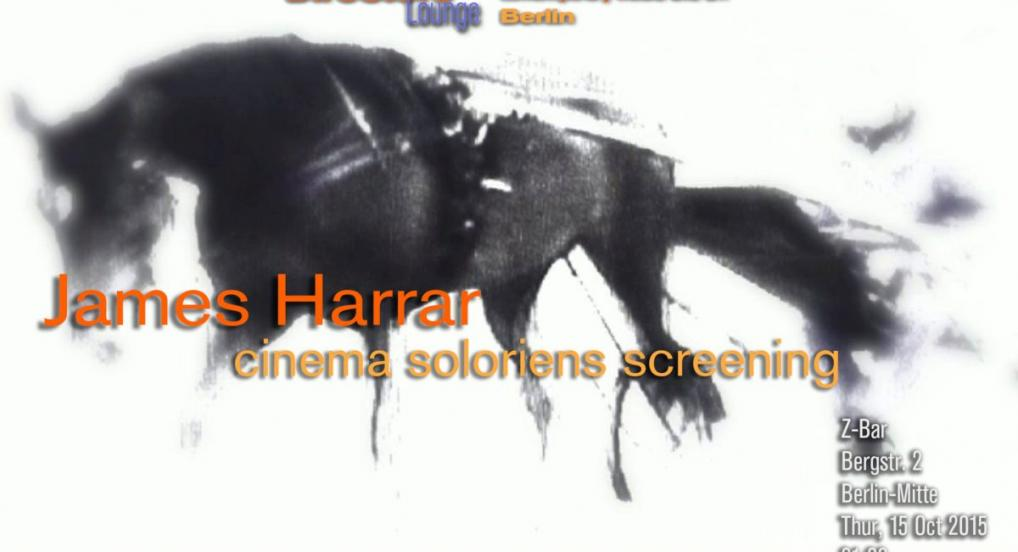 James Harrar Screening