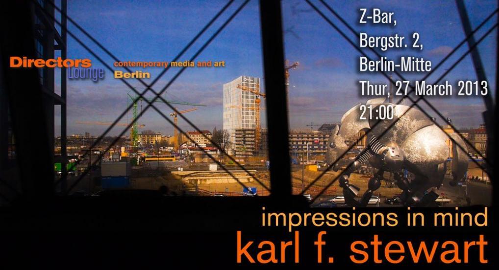 Karl F. Stewart - Impressions in Mind