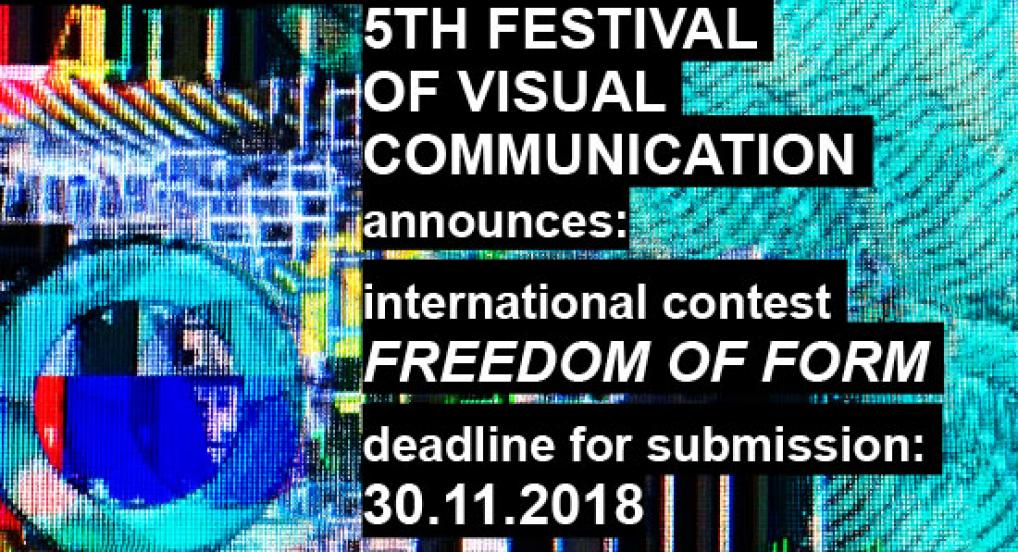 Freedom of Form contest, Interference Festival, video, experimental, music video