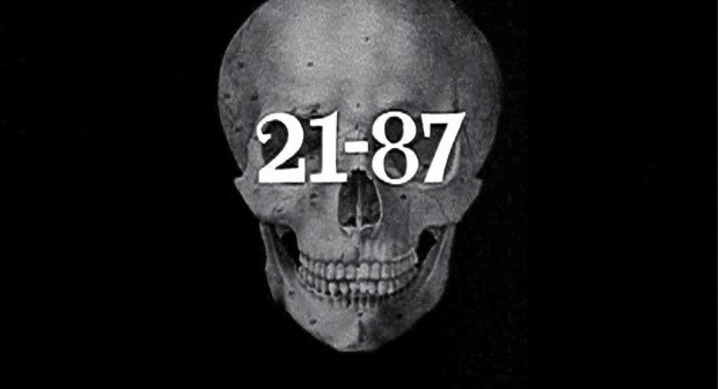 21-87 (Arthur Lipsett,1964)