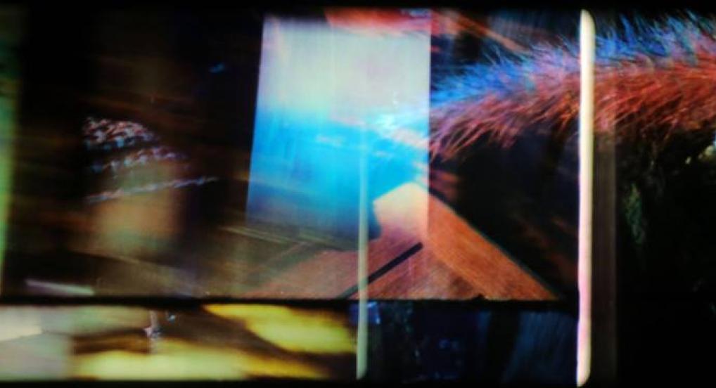 I Decided To Turn Left - film performance by Simon Liu