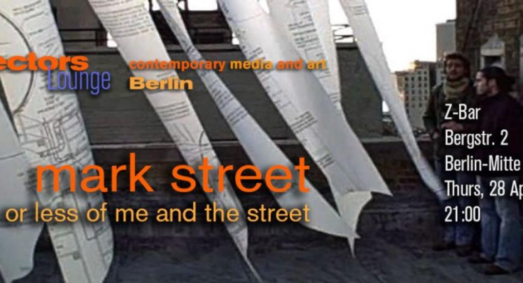 Mark Street - More or Less of Me and the Street