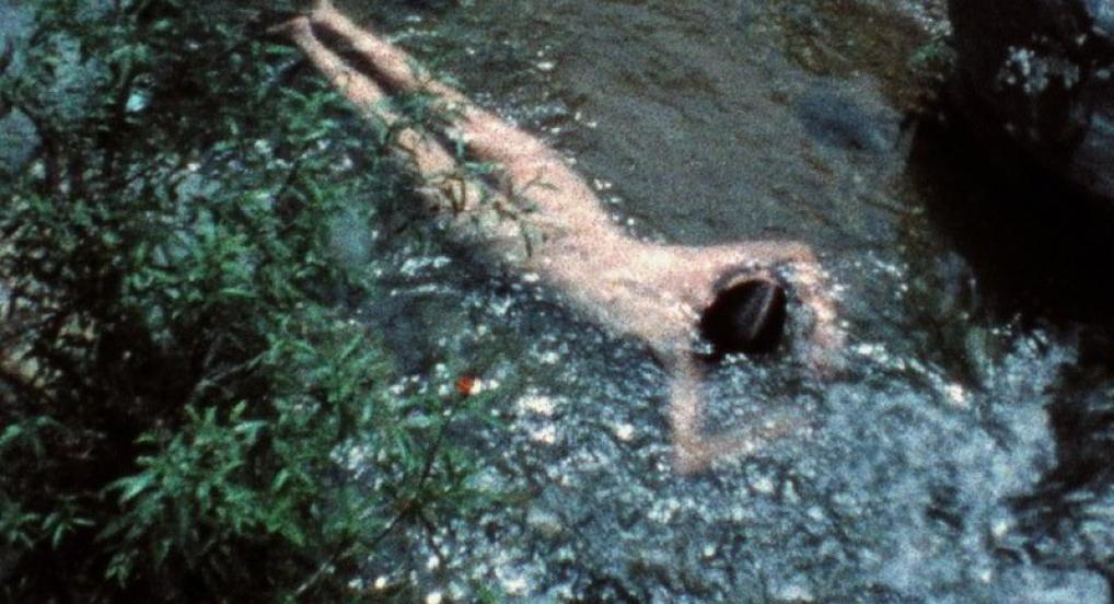 Creek (Ana Mendieta, 1974)