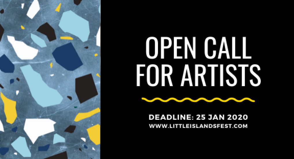 Are you an artist working with audiovisual arts? Our open call for 2020 is out, waiting for your response! Apply Now! www.littleislandsfest.com
