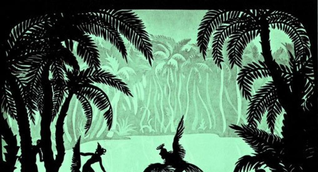 The Adventures of Prince Achmed (Lotte Reiniger, 1923-26)