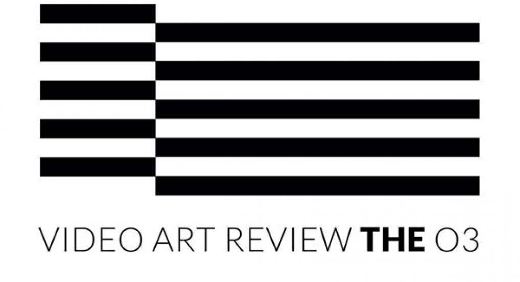 VIDEO ART REVIEW THE 03 LOGO