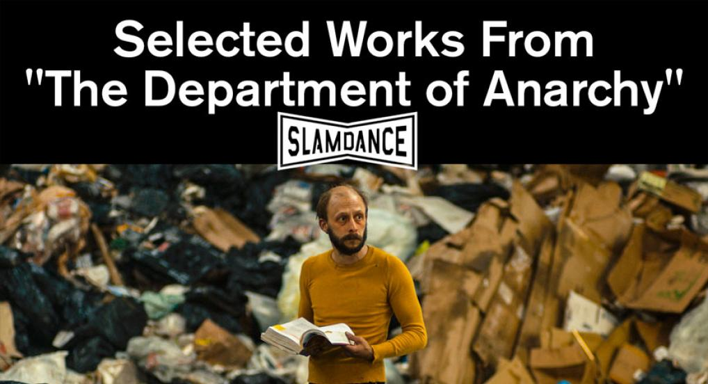 Department of Anarchy - Slamdance