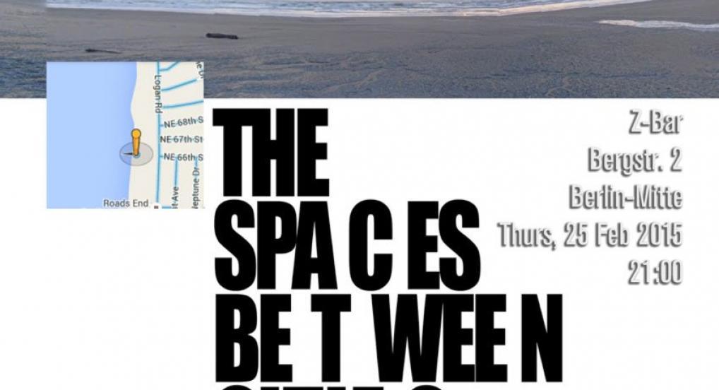The Spaces Between Cities
