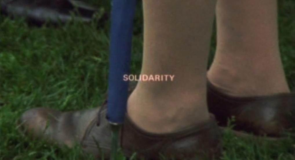 Solidarity (Joyce Wieland, 1973)