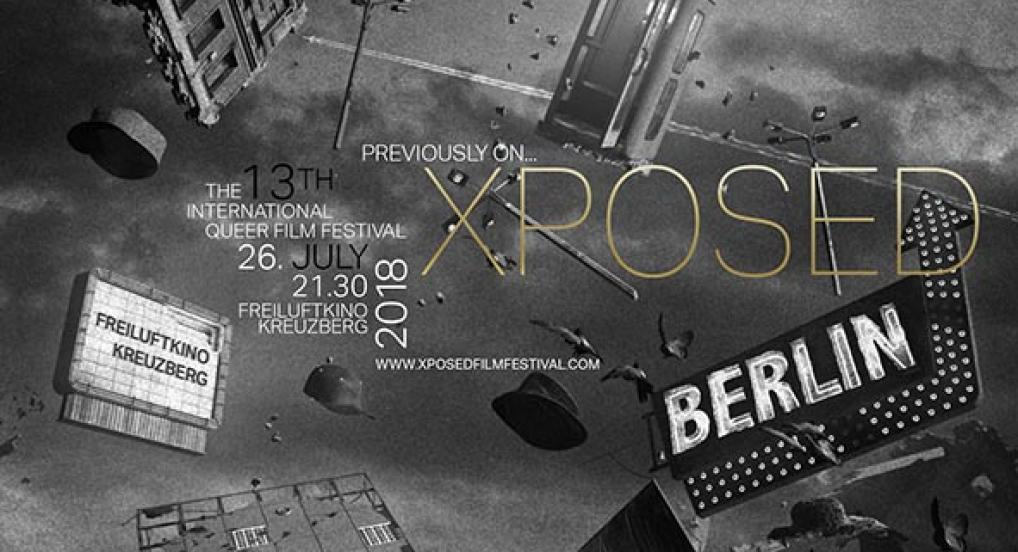 Xposed Film Festival Berlin - Open Air Screening