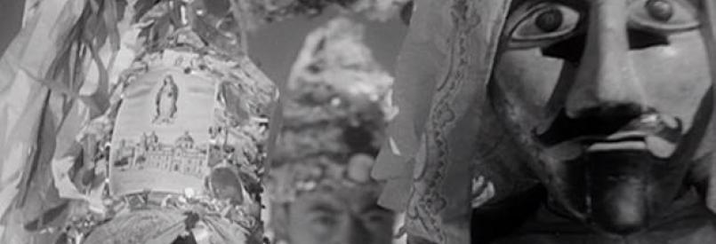 Sergei Eisenstein's Mexican footage, 1931