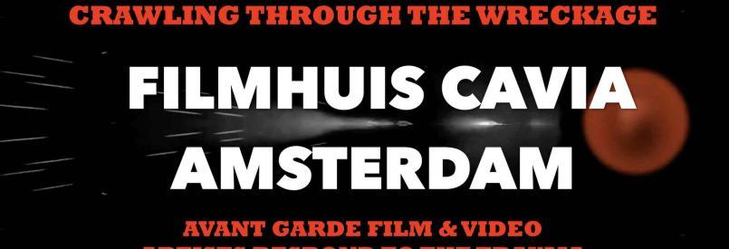 experimental film screening Amsterdam
