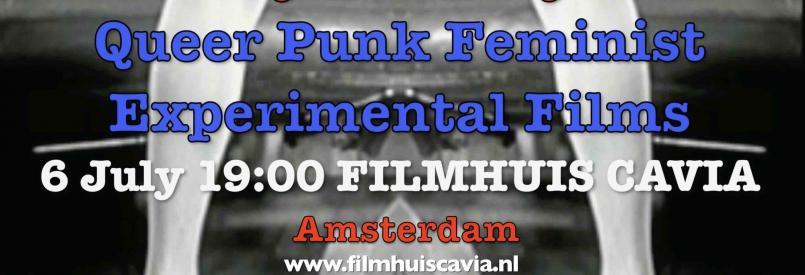 Gwendolyn Audrey Foster Experimental Films Filmhuis Cavia, 6 July 2018